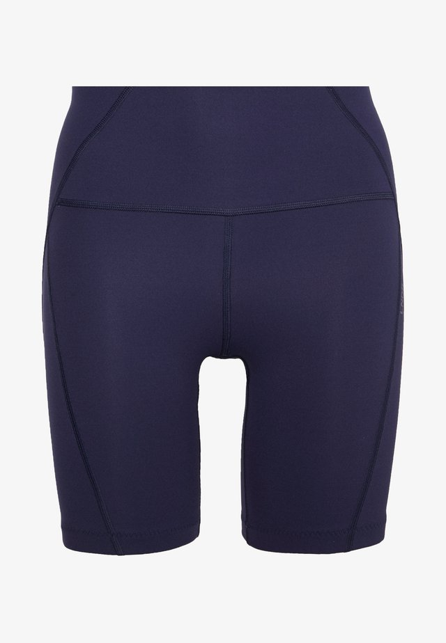 SPEED BIKE SHORTS - Tights - navy