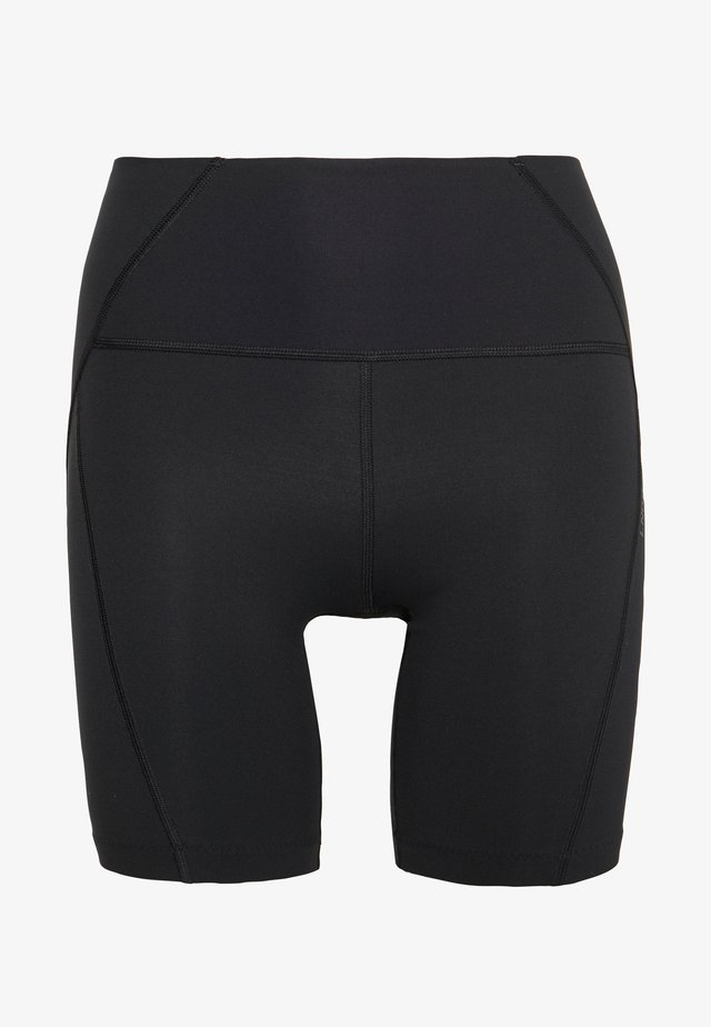 SPEED BIKE SHORTS - Tights - black