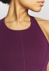 LNDR - SPAR SPORTS BRA - Sports-bh'er - blackberry - 3