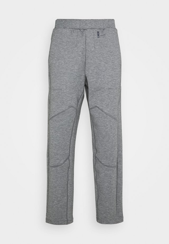 TECH-PREME TRACKPANT - Tracksuit bottoms - grey marl