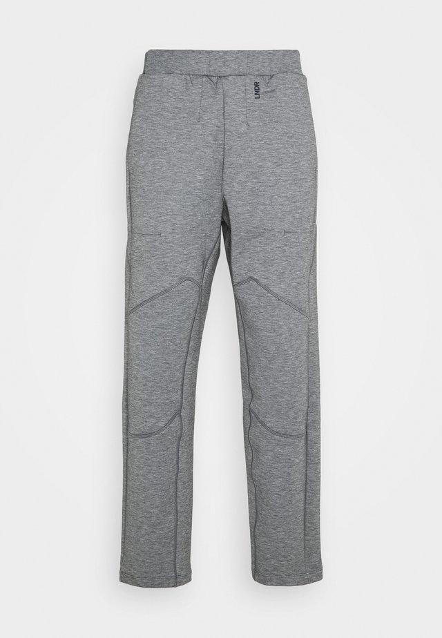 TECH-PREME TRACKPANT - Pantaloni sportivi - grey marl