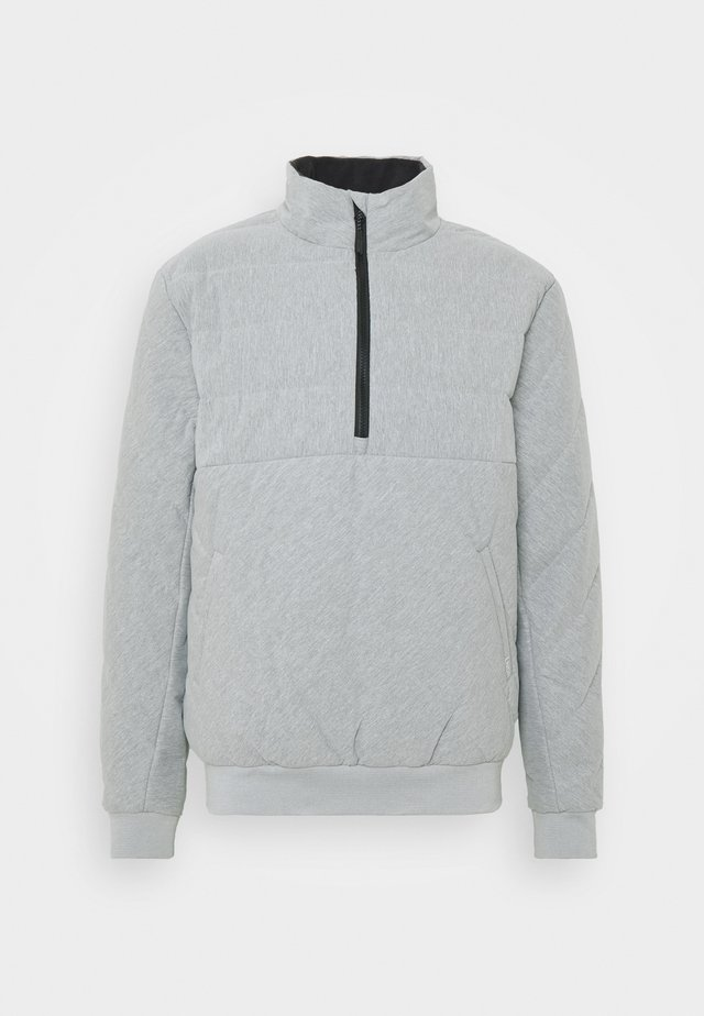 JACKET - Træningsjakker - light grey marl