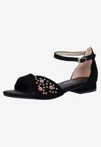 Lola Ramona - Ankle cuff sandals - black - 2