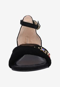 Lola Ramona - Ankle cuff sandals - black - 5