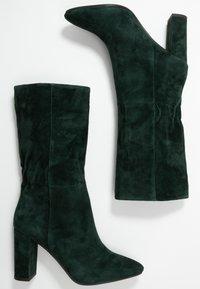 Lola Cruz - Vysoká obuv - verde - 3