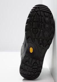 Lowa - RENEGADE GTX MID - Hiking shoes - graphite/rosé - 4