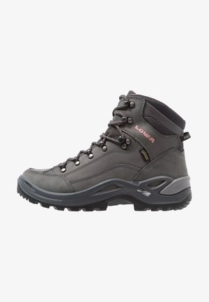 RENEGADE GTX MID - Mountain shoes - graphite/rosé