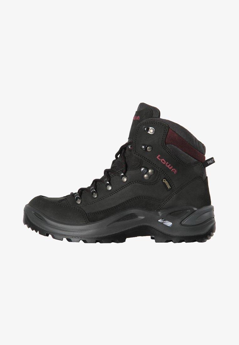 Lowa - RENEGADE GTX MID - Mountain shoes - dark grey