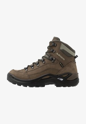 RENEGADE GTX MID - Hiking shoes - kiesel