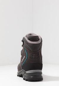 Lowa - MAURIA GTX - Hiking shoes - anthrazit/petrol - 3