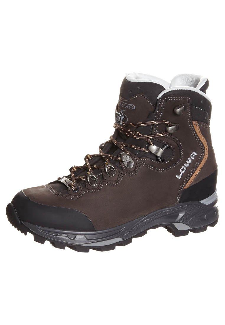 Lowa - MAURIA  - Hiking shoes - braun