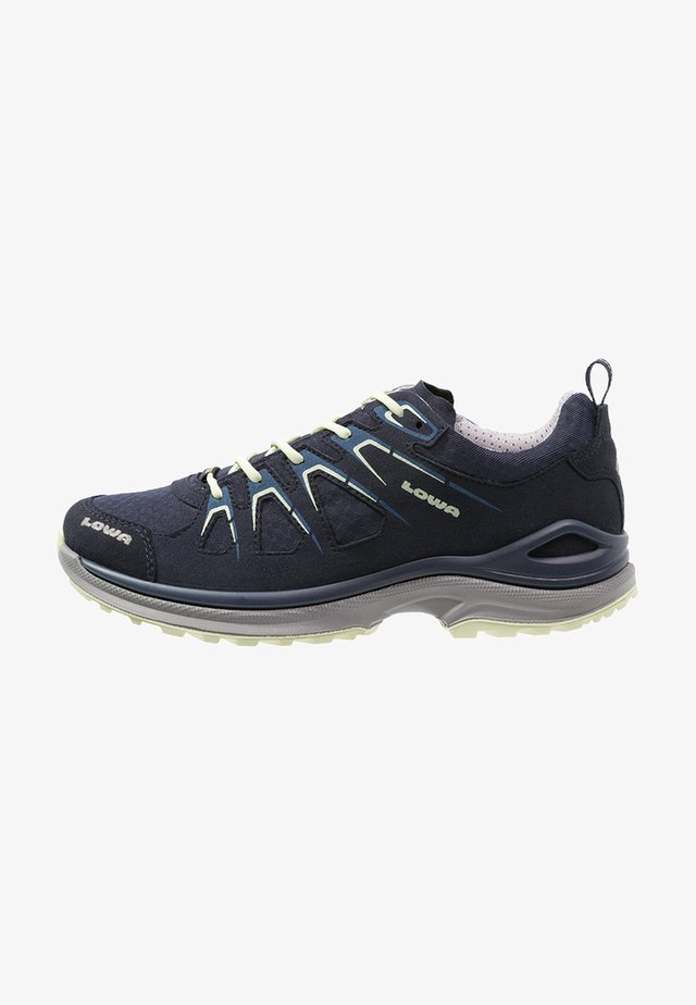 INNOX EVO GTX - Hiking shoes - navy/mint