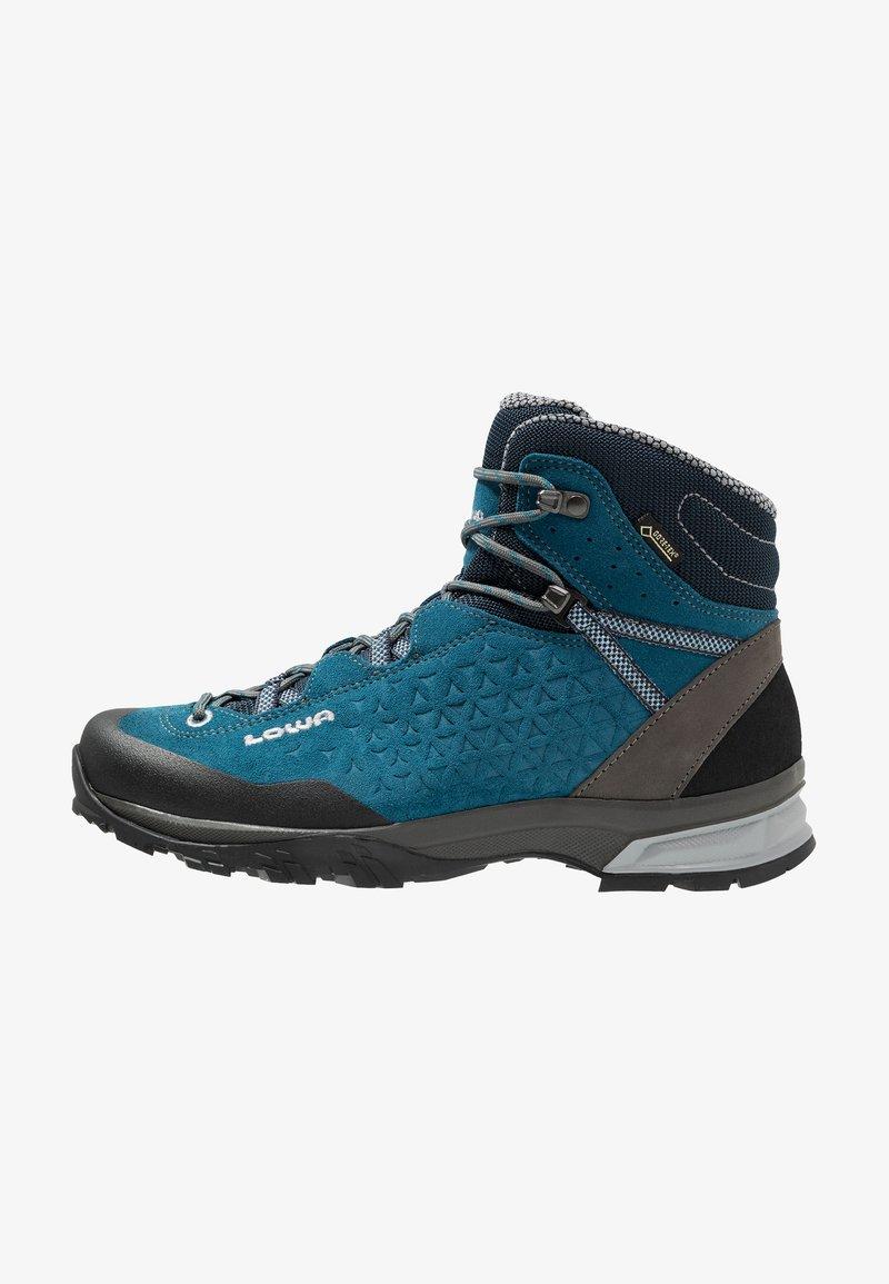 Lowa - SASSA GTX MID - Hikingschuh - blau