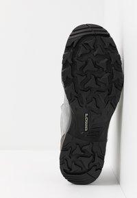 Lowa - SASSA GTX LO - Outdoorschoenen - grau/mint - 4