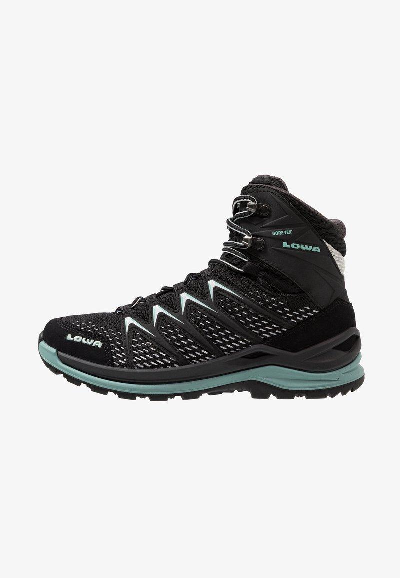 Lowa - INNOX PRO GTX MID - Hiking shoes - schwarz/sage