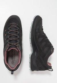 Lowa - LEVANTE GTX - Hiking shoes - anthrazit/rosé - 1