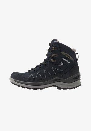TORO EVO GTX® MID - Hiking shoes - navy