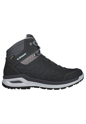 "LOWA DAMEN WANDERSCHUHE ""LOCARNO GTX QC"" - Hiking shoes - anthrazit (201)"