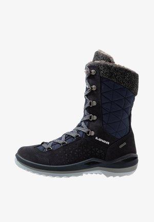 BARINA II GTX  - Stivali da neve  - navy/grau