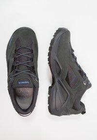 Lowa - SIRKOS GTX - Hikingskor - grau/blau - 1