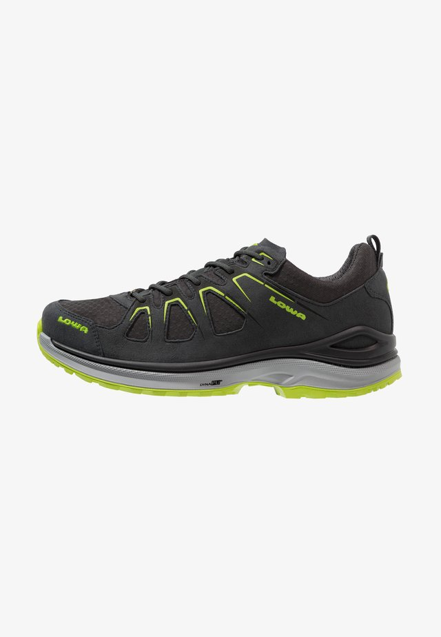 INNOX EVO GTX - Hiking shoes - anthrazit/limone