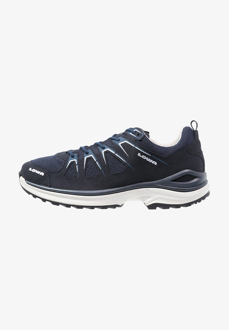 Lowa - INNOX EVO GTX - Hiking shoes - navy/weiß