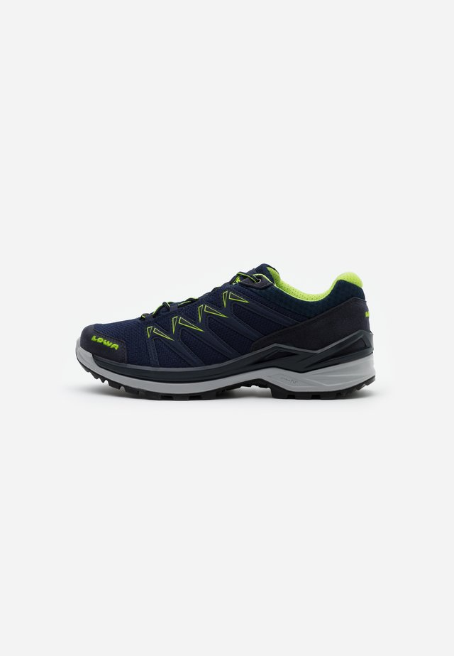 INNOX PRO GTX  - Hiking shoes - navy/limone