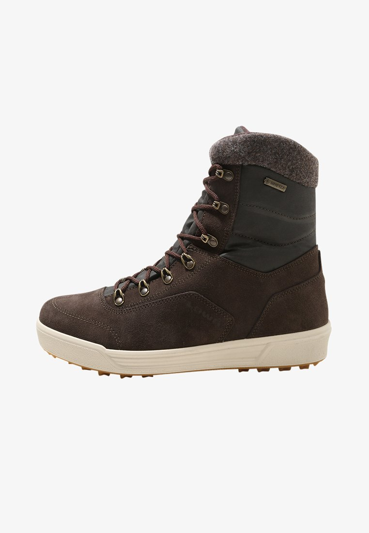 Lowa - KAZAN II GTX MID - Winter boots - braun