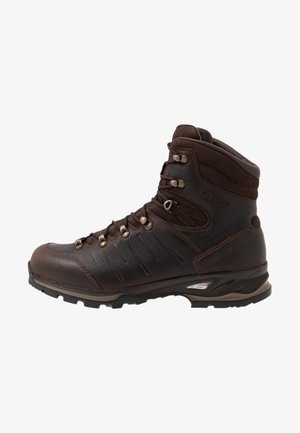 PINTO MID - Hiking shoes - espresso