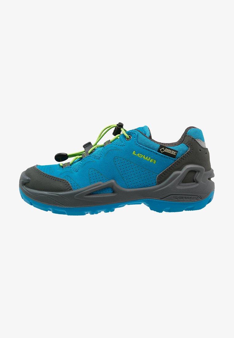 Lowa - DIEGO GTX - Scarpe da trekking - blau/limone