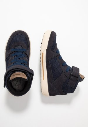 MIKA II GTX - Hiking shoes - jeans