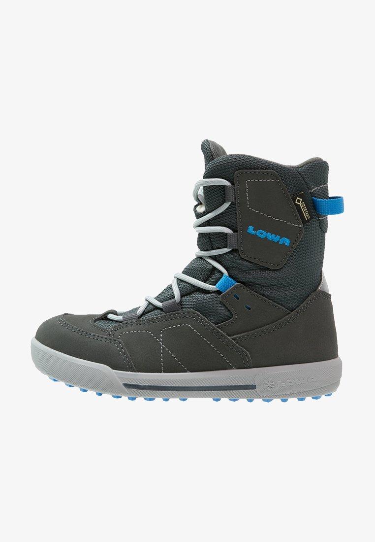Lowa - RAIK GTX - Śniegowce - anthrazit/blau