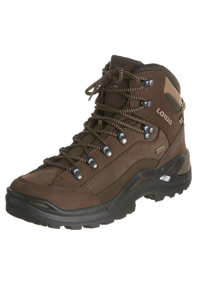 RENEGADE GTX MID - Hiking shoes - coffee/brown