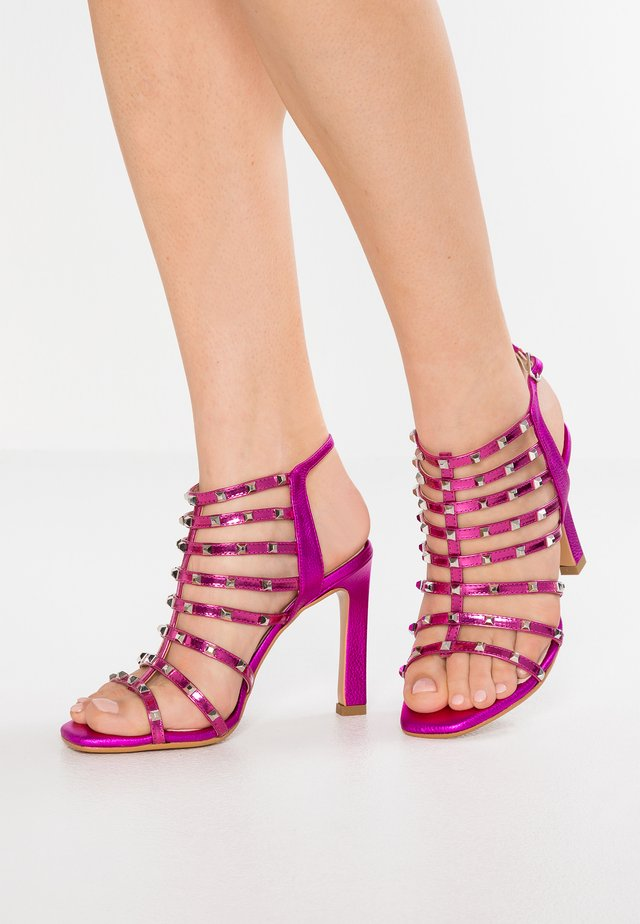 ZONE - High Heel Sandalette - pink