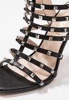 Lodi - ZONE - Højhælede sandaletter / Højhælede sandaler - black