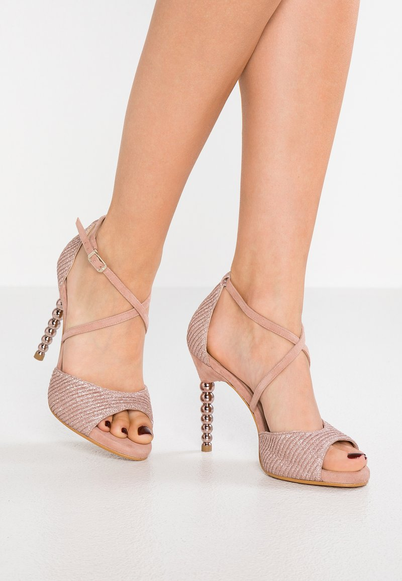 Lodi - YETBOL - High heeled sandals - rubor