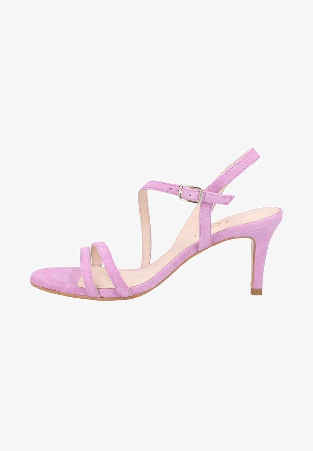 Sandals - purple