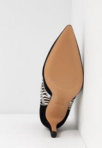 Lodi - RUSH - Kotníková obuv na vysokém podpatku - nero - 6