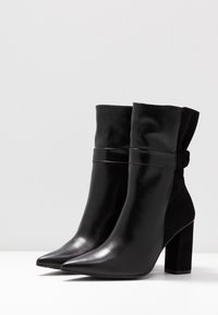 Lodi - SEDI - Kotníková obuv na vysokém podpatku - black - 4