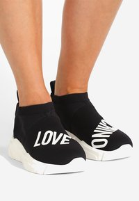 Love Moschino - Sneakers laag - nero - 0