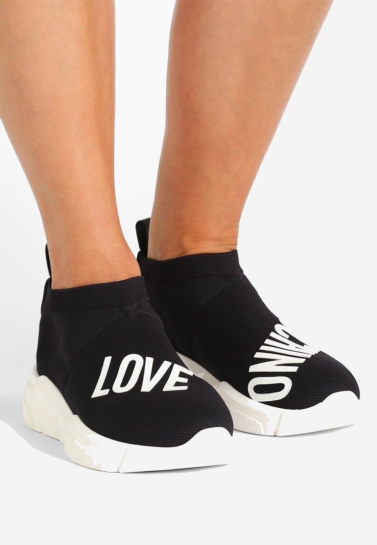 Love Moschino - Sneakers laag - nero