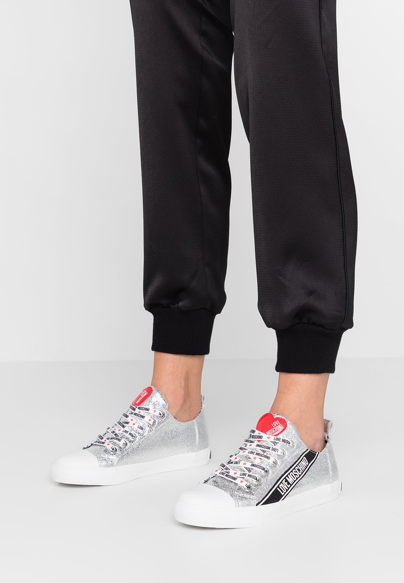 Love Moschino - Trainers - silver