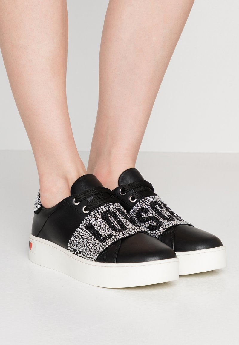 Love Moschino - Sneakers - black