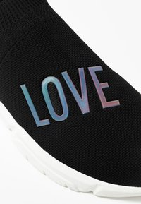 Love Moschino - Sneakers hoog - black - 2