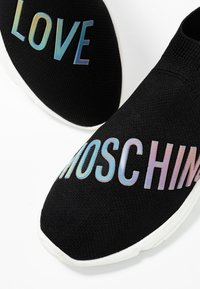 Love Moschino - Sneakers hoog - black - 7
