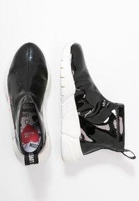 Love Moschino - Sneakers hoog - black - 3