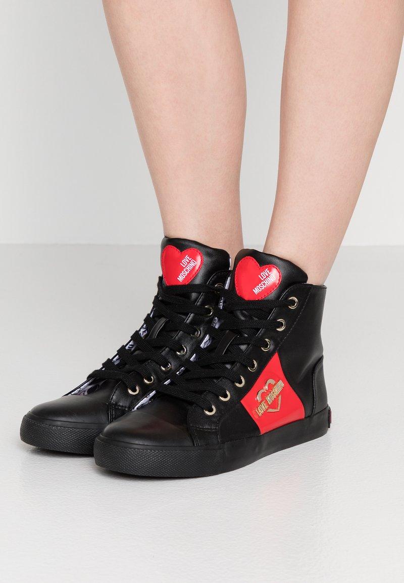 Love Moschino - Sneaker high - black