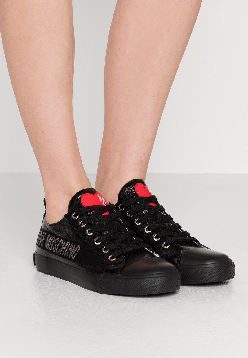 Love Moschino - Zapatillas - black