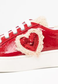 Love Moschino - Trainers - red - 2