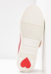 Love Moschino - Trainers - red - 6
